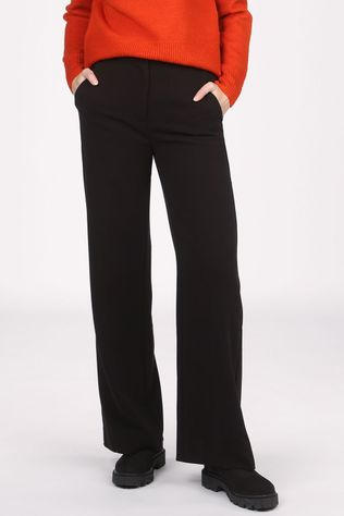 Another-Label Pantalon Moore Noir
