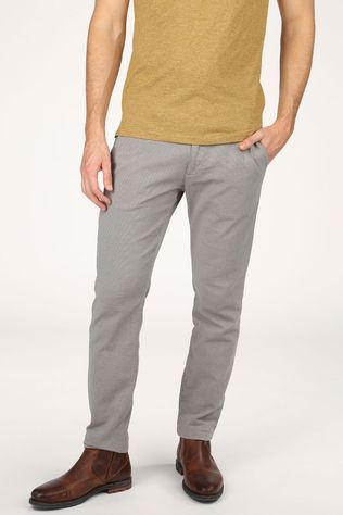 Four.Ten Broek T910 Taupe/Ass. Geometrisch