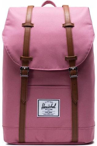 Herschel Supply Rugzak Retreat Middenroze
