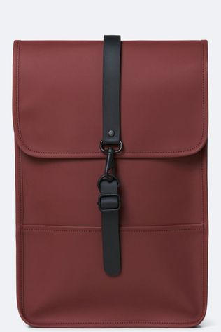 Rains Dagrugzak Backpack Mini Bordeaux / Kastanjebruin