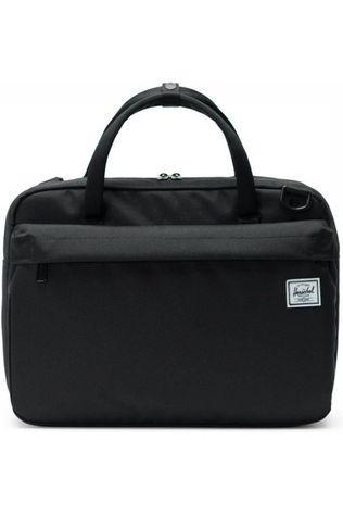Herschel Supply Documententas Gibson 15L Zwart