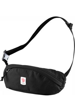Fjällräven Sac Banane Ulvö Hip Pack Medium Noir