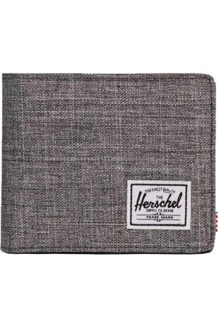 Herschel Supply Portefeuille Hank Noir/Assorti / Mixte