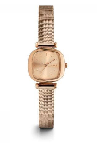 Komono Montre Moneypenny Royale Or/Rose Moyen