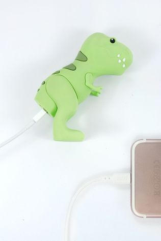MOJI POWER Chargeur Dino External Battery 2600 Nh Vert Moyen