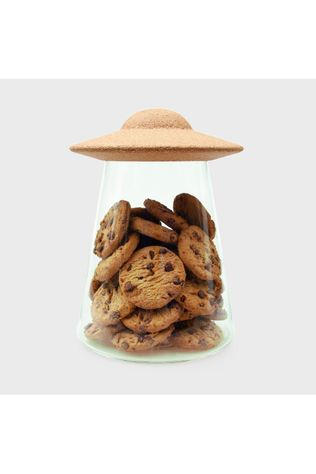 Suck UK Gadget Ufo Cookie Jar Pas de couleur