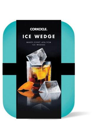Corkcicle Gadget Ice Wedge Tray Turquoise
