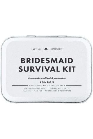 Men's Society Gadget Bridesmaid Survival Kit Wit
