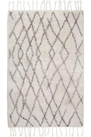 HK Living Tapis Bath Mat 60X90 Cm Pas de couleur / Transparent