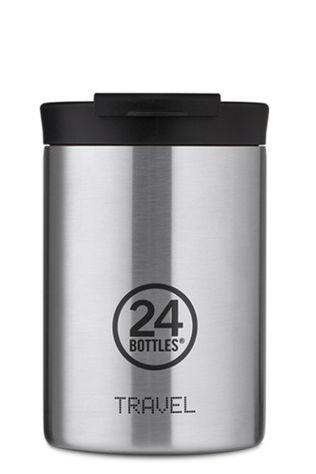 24Bottles Gourde Travel Tumbler 350ml Argent/Assorti / Mixte