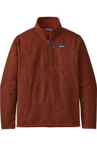 Patagonia Polaire M'S Better Sw 1/4-Zip Rouille