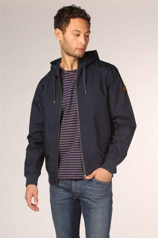 Element Jas Dulcey Light Donkerblauw