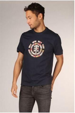 Element T-Shirt Origins Icon Donkerblauw