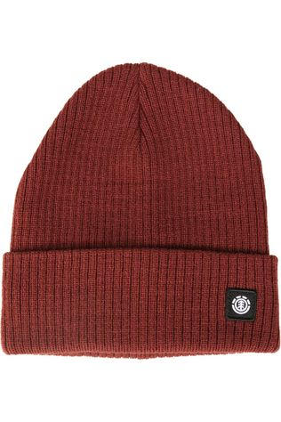 Element Muts Flow Beanie Bordeaux / Kastanjebruin