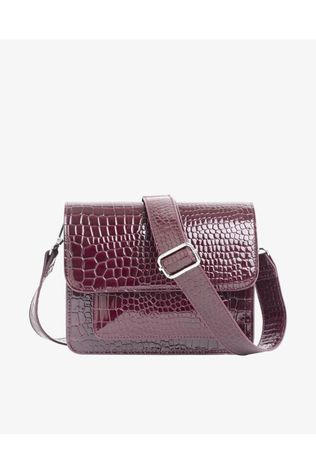 Hvisk Sac Cayman Pocket Bordeaux / Marron