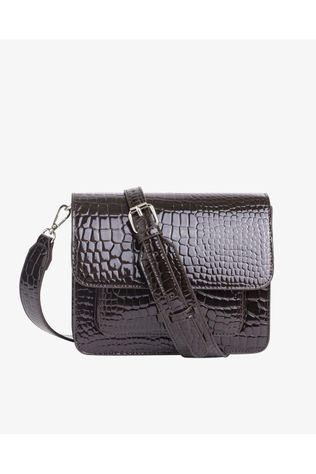 Hvisk Tas Cayman Pocket Donkerbruin