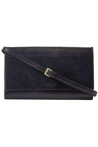 O My Bag Tas Kirsty'S Clutch Stromboli Black Zwart