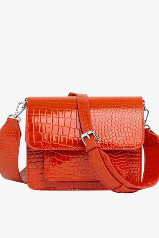 Hvisk Sac Cayman Pocket Rouge Moyen/Orange