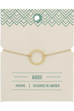 Timi Armband Small Circle Goud