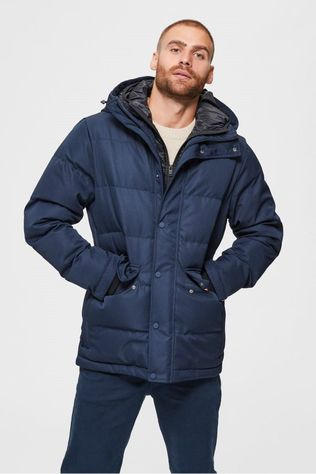 Selected Jas josh Jacket B Donkerblauw