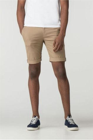 Ben Sherman Short Be-0048851 Zandbruin