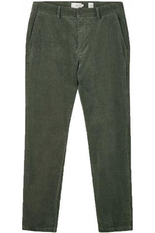 Minimum Broek Model Two Donkerkaki
