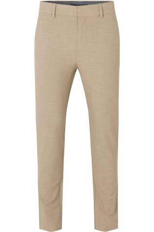 Plain Pantalon Josh 396 Brun Sable