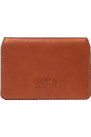 O My Bag Portefeuille Magnetic Cardholder Classic Leather Kameelbruin