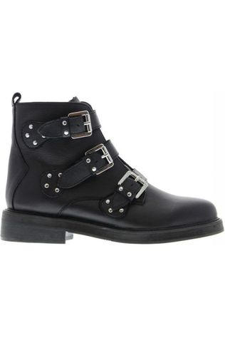 Tango Shoes Botte Pleun Fat 352 Noir