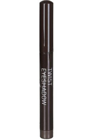 Korres Make-Up Eyeshadow Twist Black Volc Min 46 Groen