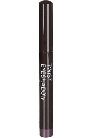 Korres Make-Up Eyeshadow Twist Black Volc Min 33 Middengrijs
