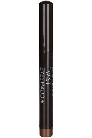 Korres Maquillage Eyeshadow Twist Black Volc Min 29 Or