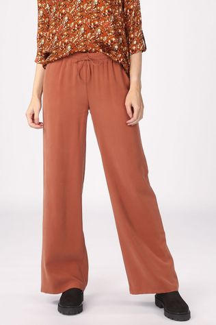 Wearable Stories Pantalon Avah Rose Moyen