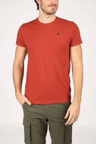Revolution T-Shirt 1210Tur Rouge Moyen