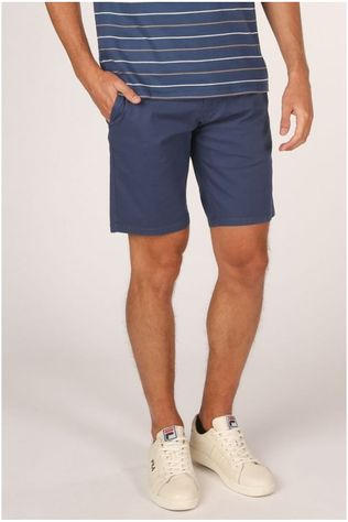 Minimum Short Frede Middenblauw