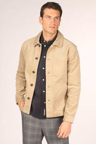Minimum Manteau Charles Brun Sable