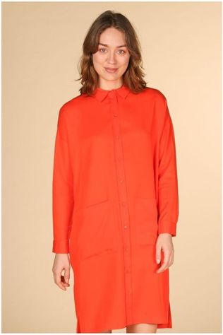 Selected Robe Fionia Rouge