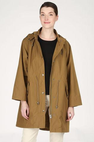 Object Manteau Objallie Jacket Kaki Moyen