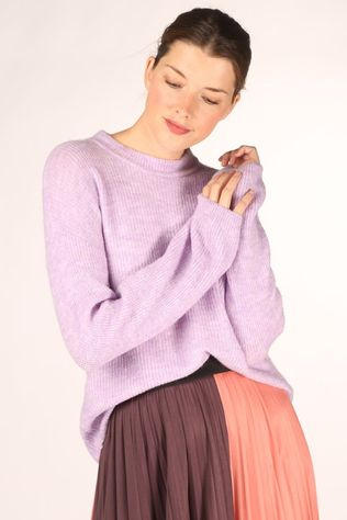 B.Young Pull Bymartine Jumper 2 - Pourpre Clair