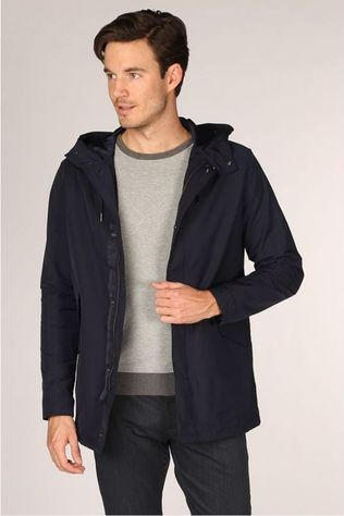 Selected Jas Slhshoreditch Donkerblauw