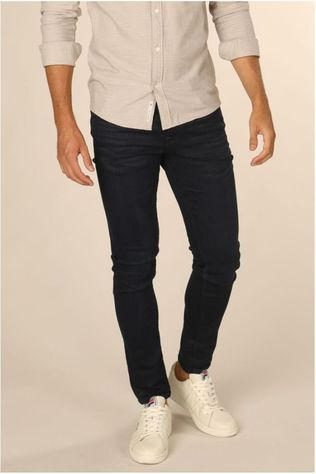 Selected Jeans slimleon Donkerblauw