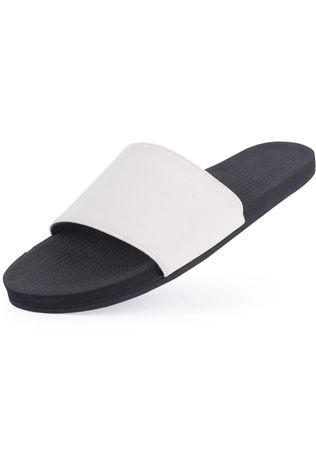 Indosole Tongs Slide Combo D Noir/Blanc