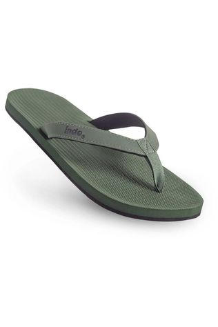 Indosole Tongs Flip Flop Kaki Moyen