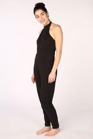 PlayPauze Jumpsuit Moon Zwart
