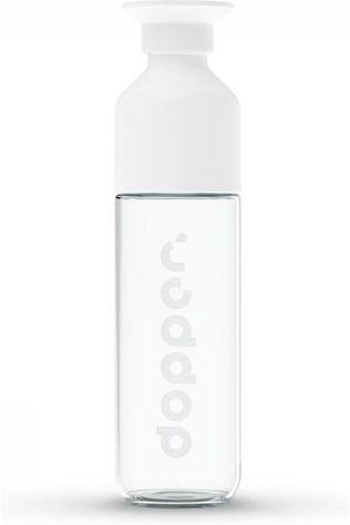 Dopper Gourde Dopper Glass 400 ml Blanc