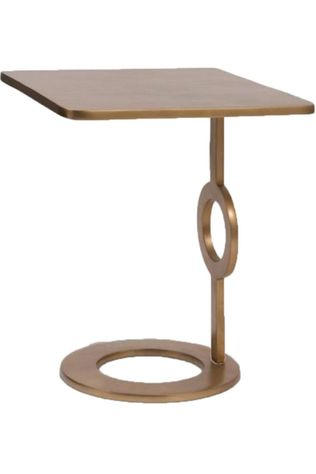 Urban Nature Culture Tafel Coffee Bold Iron Goud