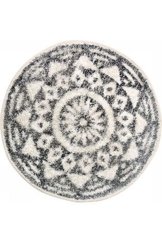 HK Living Tapis Round Bath Mat 60cm Assorti / Mixte