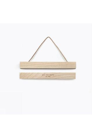 All the ways to say Kader Wooden Magnetic Hanger Klein Geen kleur