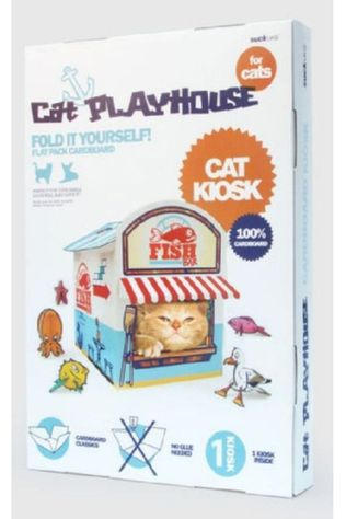 Suck UK Jeu Cat Kiosk Assorti / Mixte