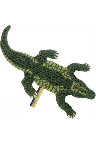 Doing Goods Decoration Coolio Crocodile Rugg S Pas de couleur / Transparent